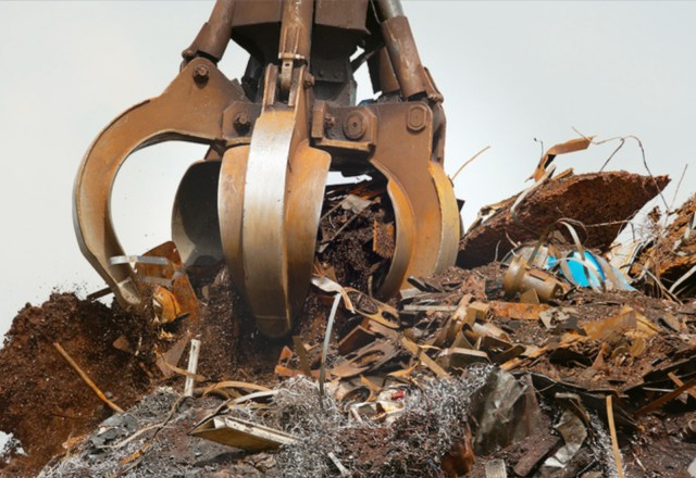 сдать металл с вывозом в Марфин Брод