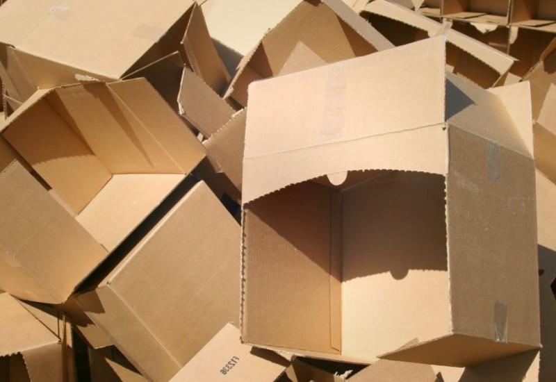 Прием картона от коробок сбор макулатуры по москве