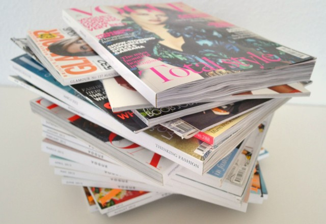 Глянцевые журналы принимают в макулатуру в макулатура рябиновая